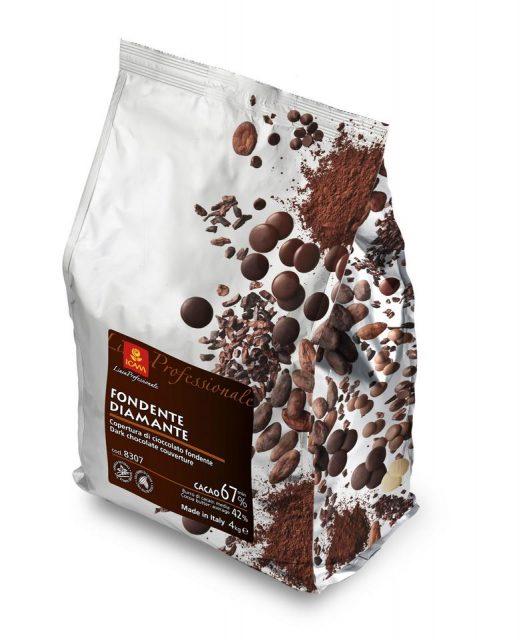 Σοκολάτα υγείας Diamante 67%