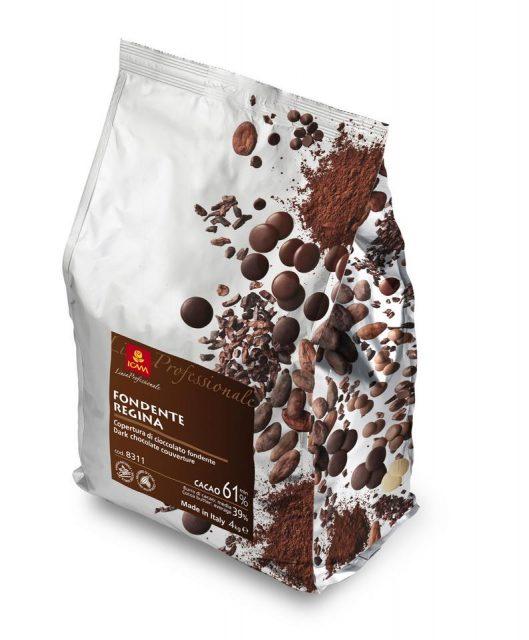 Σοκολάτα υγείας Regina 61%