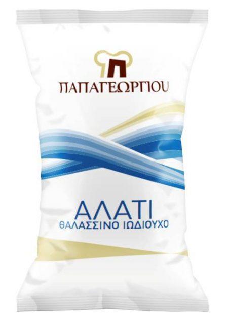Αλάτι Ψιλό 1Kg