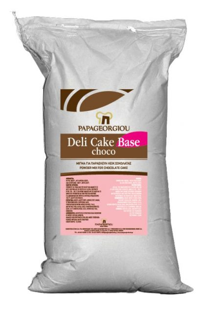 Deli Cake Base Choco