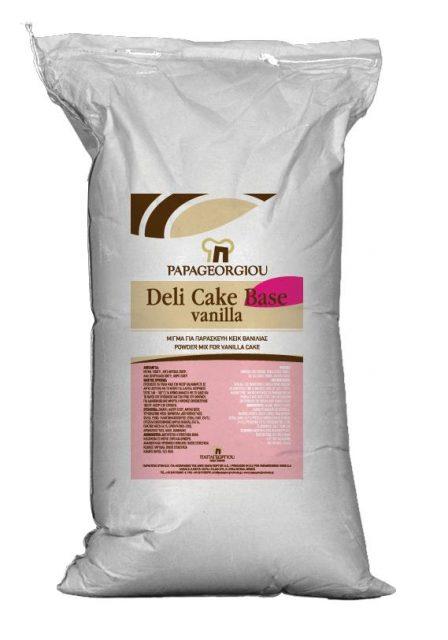 Deli Cake Base Vanilla