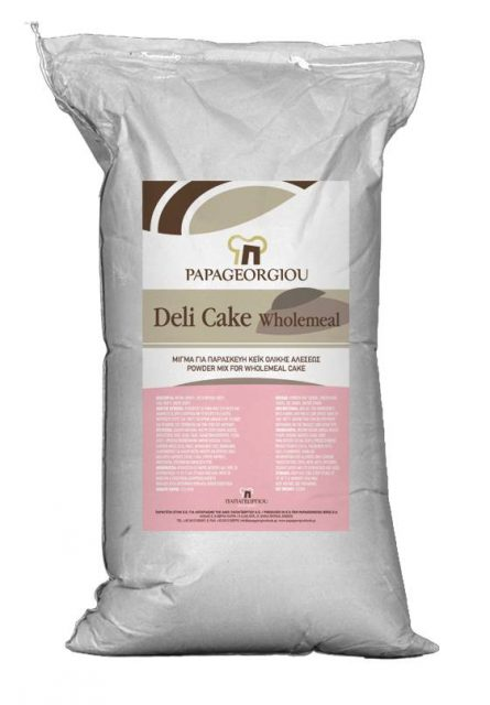 Deli Cake Wholemeal