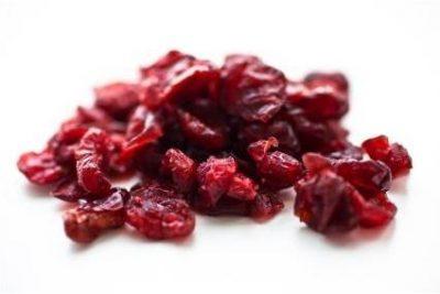 Cranberry free sugar