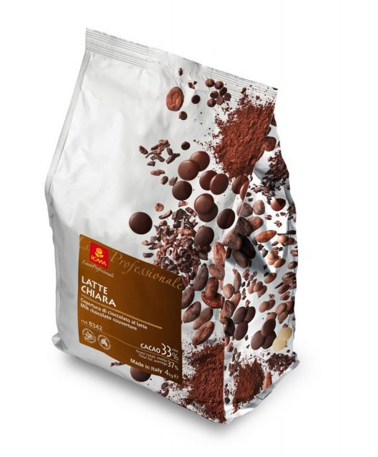 Σοκολάτα Γάλακτος Chiara 33%