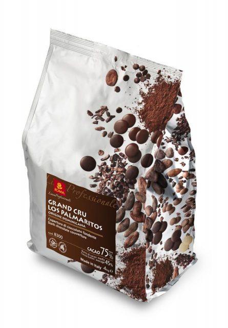 Σοκολάτα υγείας Los Palmaritos 75%
