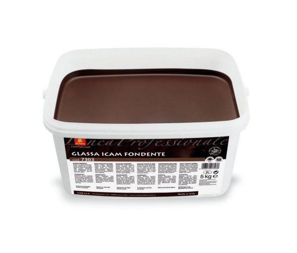Dark Icing Κρέμα Σοκολάτας