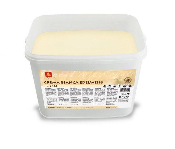 Κρέμα Σοκολάτας Λευκή Edelweiss