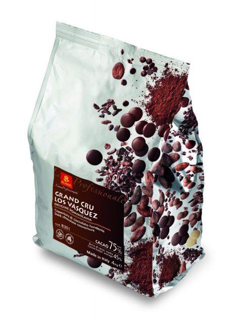 Σοκολάτα υγείας Los Vasquez 75%