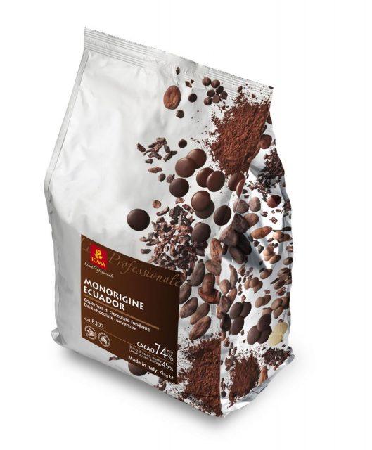Σοκολάτα υγείας Single-Origin Ecuador 75%