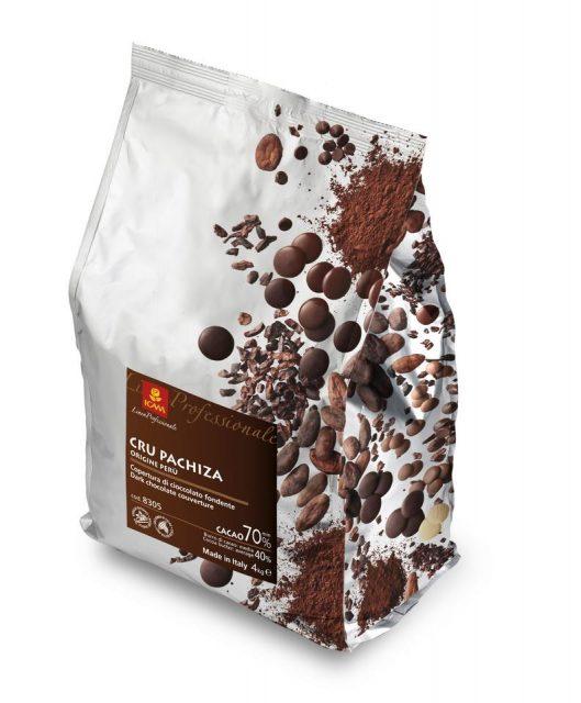 Σοκολάτα υγείας Pachiza Peru 70%