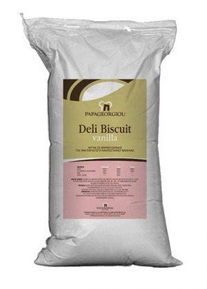 Deli Biscuit Vanilla